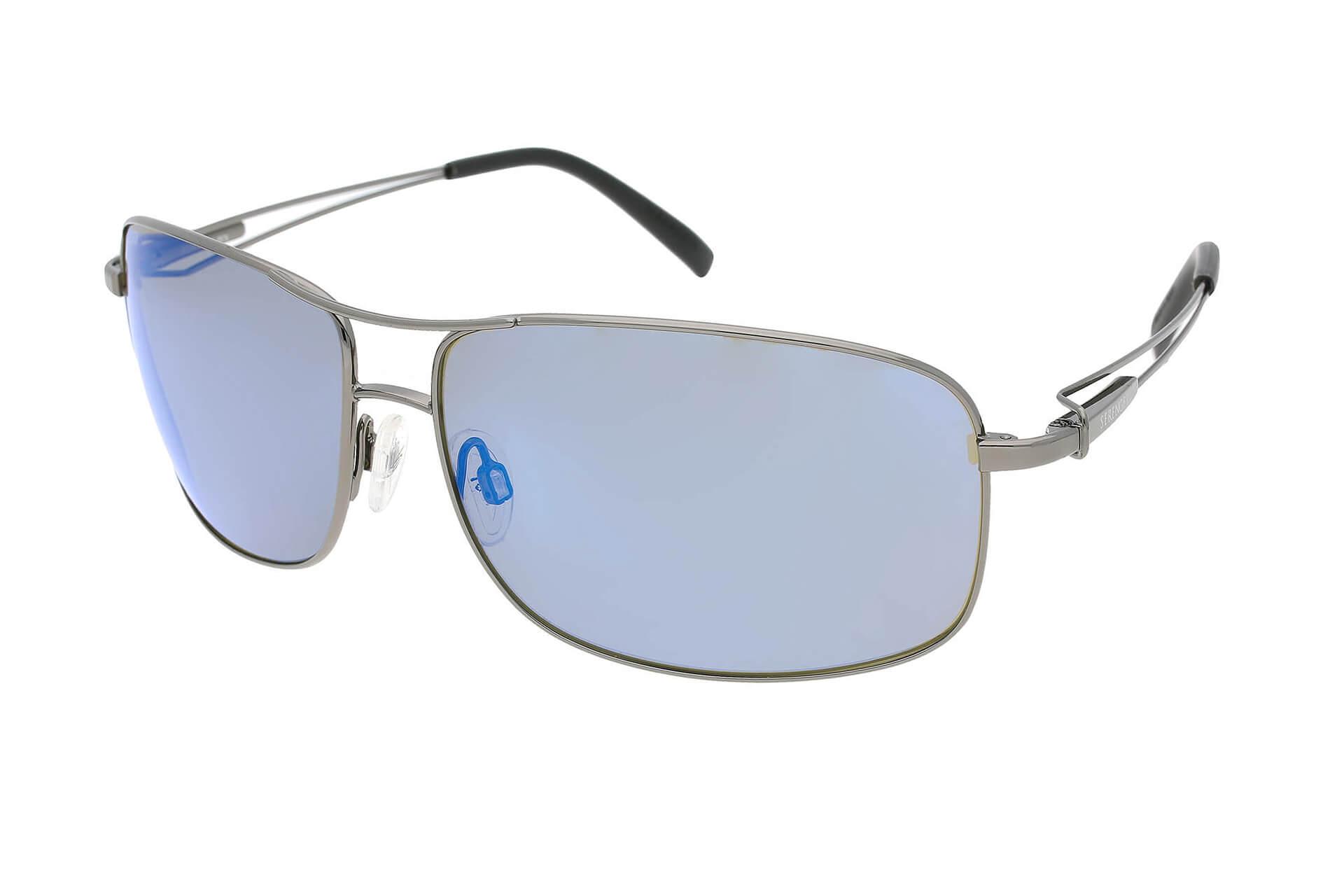 Serengeti Sonnenbrille SASSARI 8596 • Polarized 555nm Blue