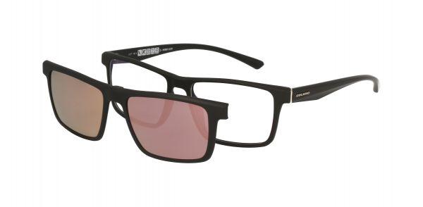 Solano Brille CL30008 F mit polarisiertem Magnet Sonnenclip