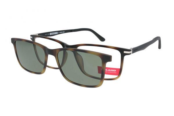 Solano Brille CL90072 D mit polarisiertem Magnet Sonnenclip