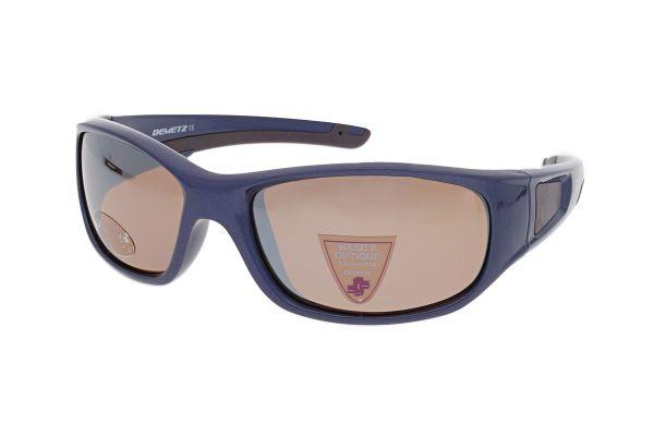 Demetz Sportbrille Liken Bleu Cat. 3