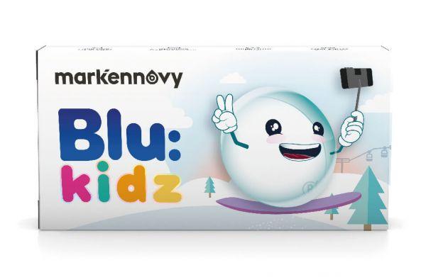 mark'ennovy Blu:kidz Kontaktlinsen - Multifokal-Torisch 6 St.