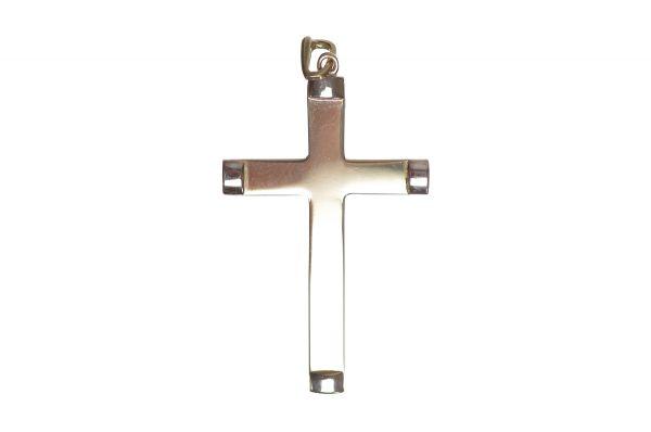 585 Gold Kreuz Anhänger