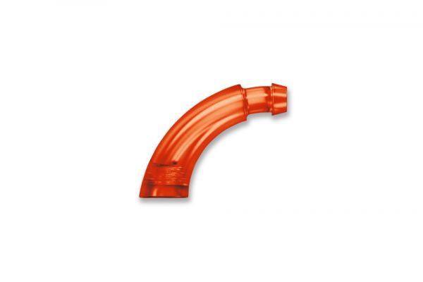 Phonak Winkelstück HE7 680 für Hörgeräte - R4 orange