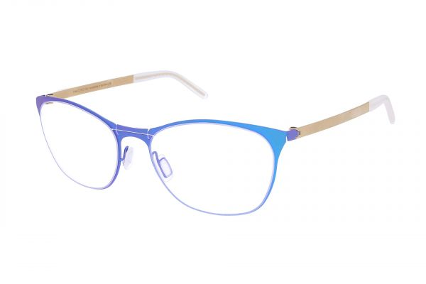 Grafix Brille Cobi 12 Turquoise • Titan