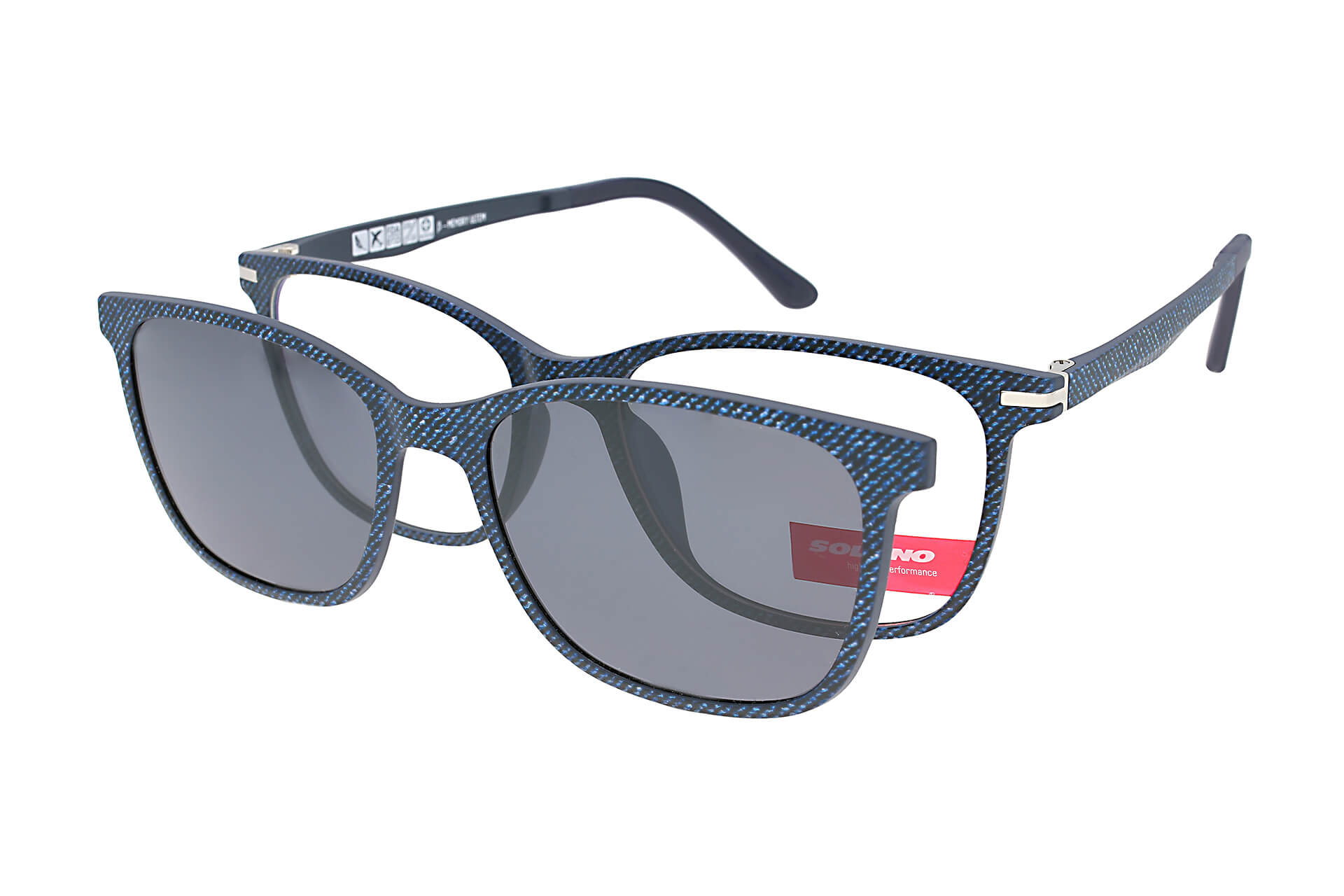 SOLANO ☼ Magnet Sonnenclip Brillen ☼ Online kaufen