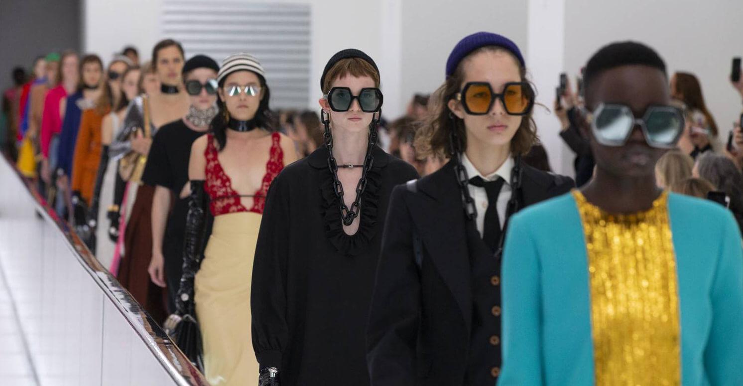 Gucci-Brillen-Sonnenbrillen