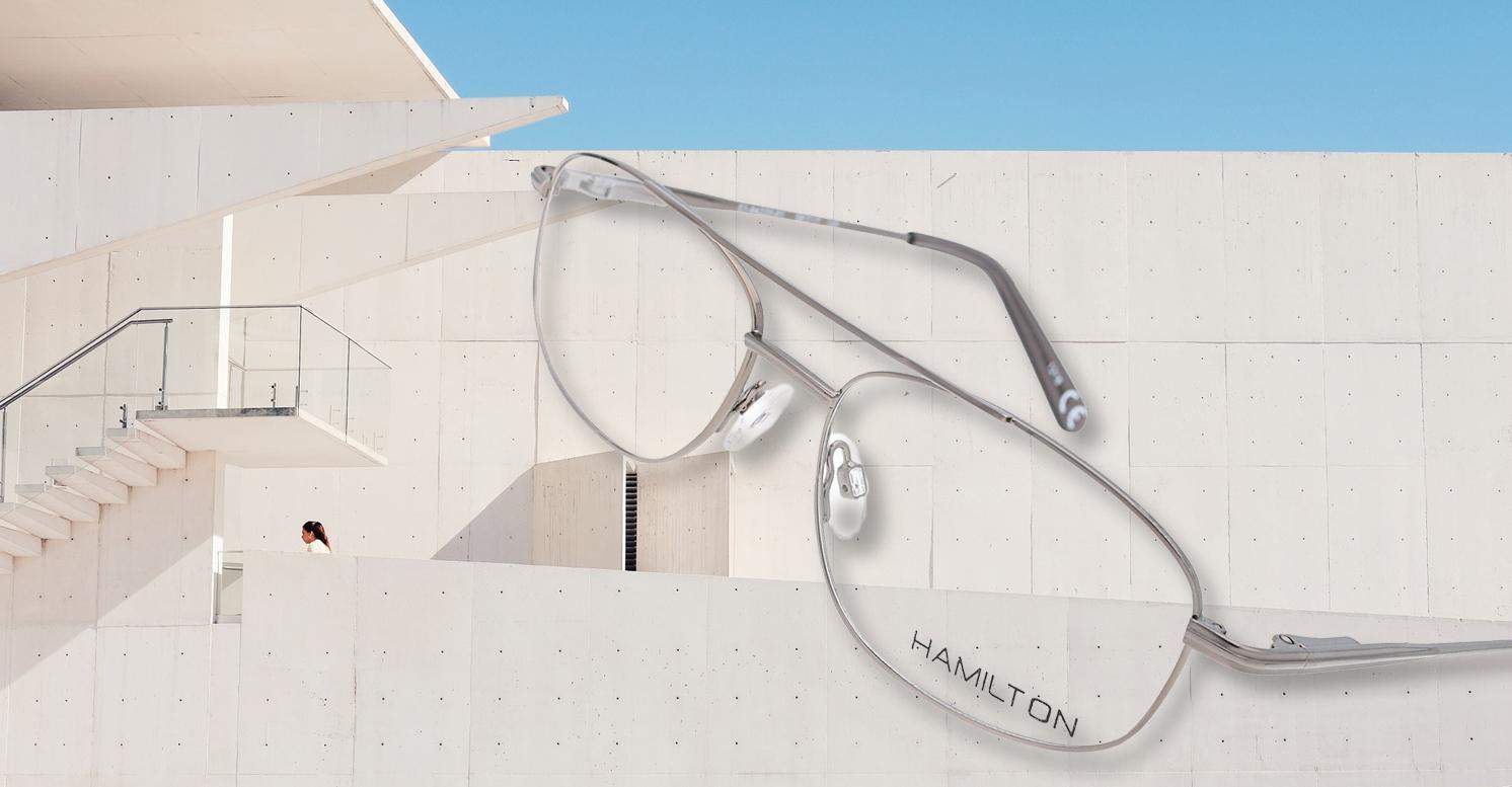 Hamilton-Brillen