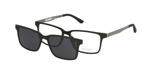 Solano Brille CL90050 A mit polarisiertem Magnet Sonnenclip