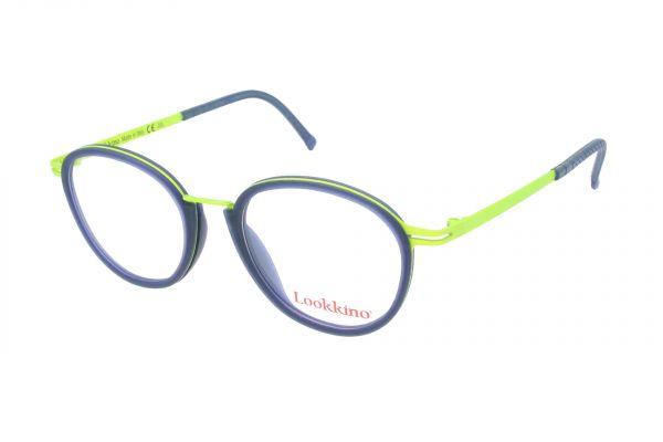 Lookkino Kinderbrille 3470 M2 • Nil Titanium