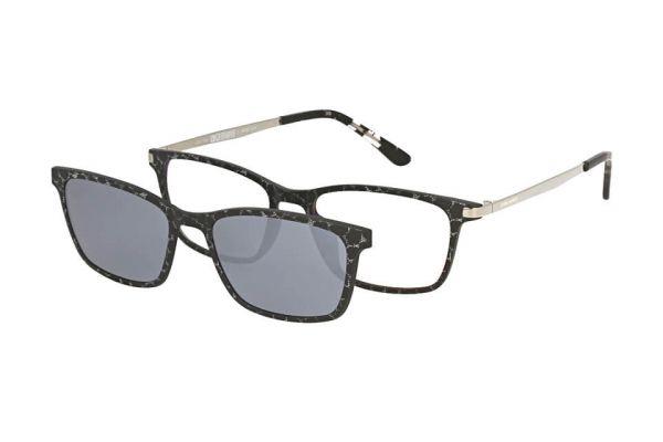 Solano Brille CL90102 D mit polarisiertem Magnet Sonnenclip