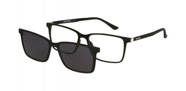 Solano Brille CL90121 D mit polarisiertem Magnet Sonnenclip