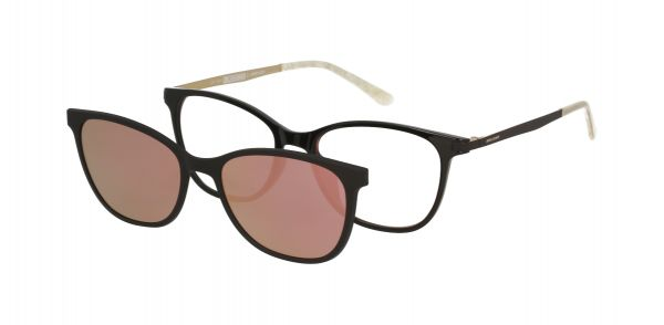 Solano Brille CL90101 B mit polarisiertem Magnet Sonnenclip