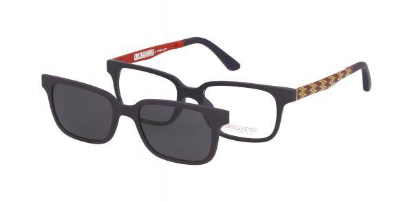 Solano Kinderbrille CL90057 C mit polarisiertem Magnet Sonnenclip