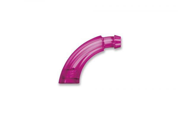 Phonak Winkelstück HE7 680 für Hörgeräte - R3 pink
