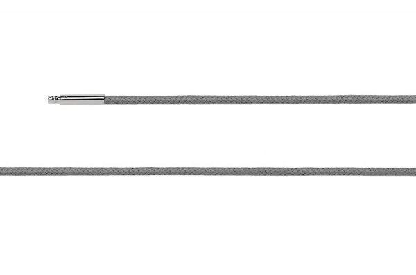 Bastian Textilband 925 Silber - 12474