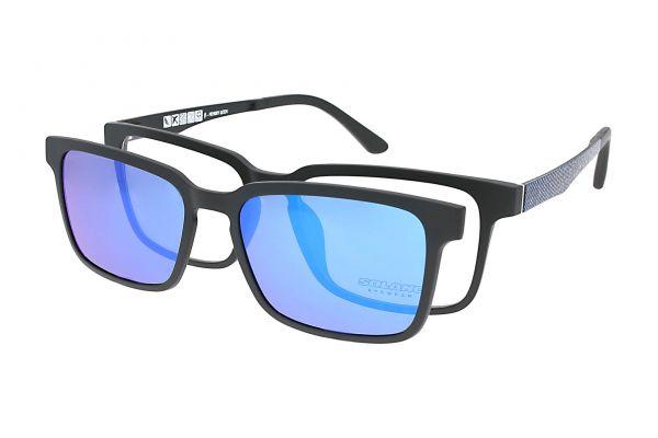 Solano Brille CL90059 D mit polarisiertem Magnet Sonnenclip