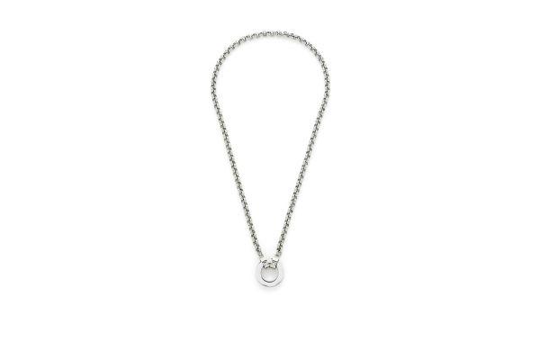 Leonardo Halskette 45 Basic Pea Clip&Mix 015436