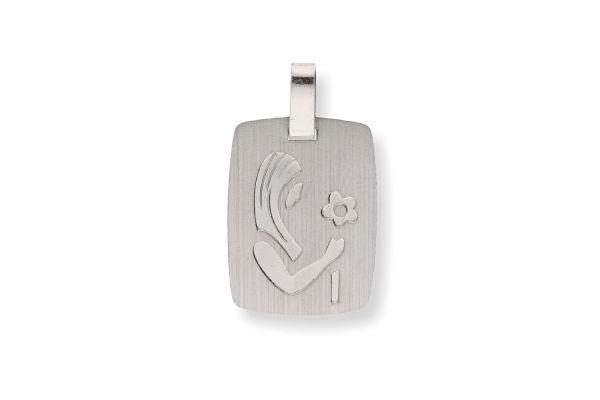 Sternzeichen Jungfrau - Anhänger 925 Silber