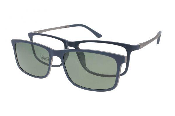 Einkaufen zuverlässige Qualität am besten auswählen Ultem Clip-On Brille 0561 C2 mit polarisiertem Magnet Sonnenclip