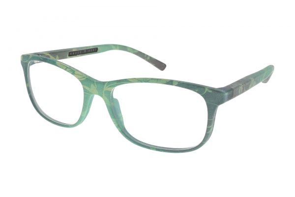 Powder & Heat Brille 304 The Workhorse - Seitennsicht