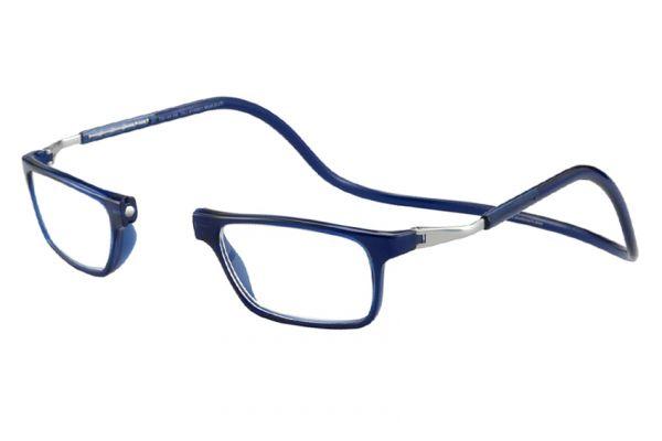 Clic Magnet Lesehilfe XL Executive 35° Blau
