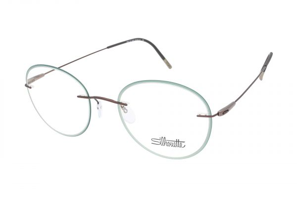 Silhouette Brille Dynamics Colorwave 5500 GY 6140