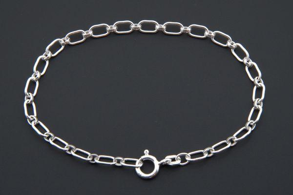 Bettelarmband 925 Silber CMM058