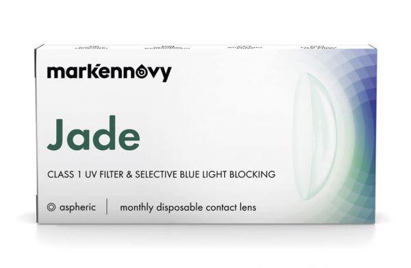 mark'ennovy Jade Kontaktlinsen - Asphärisch 6 St.