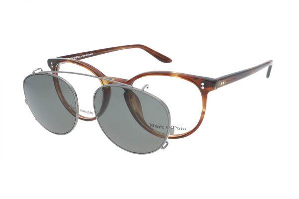 Marc O'Polo Brille mit Aufsteck-Sonnenclip 503090 60