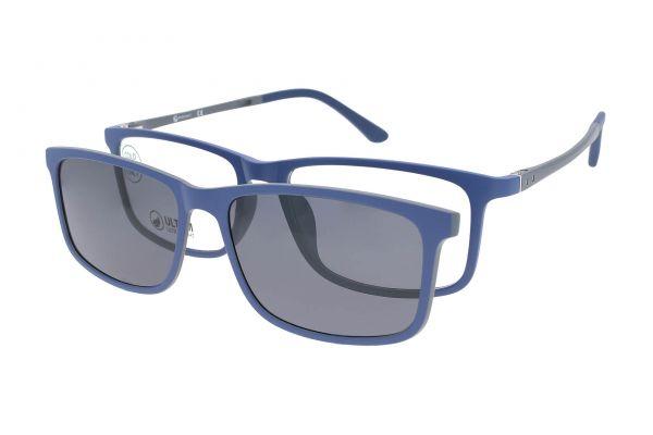 Ultem Clip-On Brille 6057 C5 • Seitenansicht