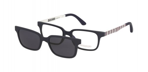 Solano Kinderbrille CL90057 B mit polarisiertem Magnet Sonnenclip