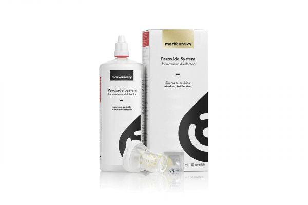 mark'ennovy Peroxidsystem für Kontaktlinsen
