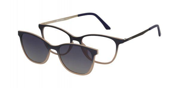 Solano Brille CL90101 E mit polarisiertem Magnet Sonnenclip