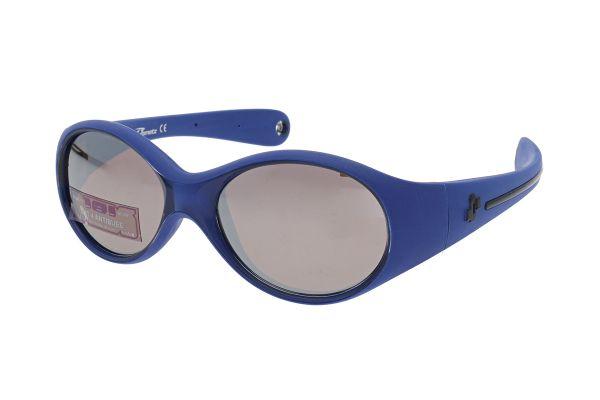 Demetz Sonnenbrille Baby Clip Blau / Grau mit Band