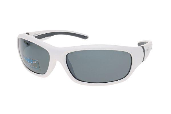 Demetz Sportbrille Mobius Blanc/Mat Cat. 3 - Polarisiert