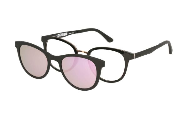 Solano Brille CL90097 A mit polarisiertem Magnet Sonnenclip