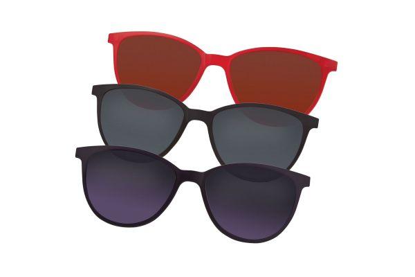 ECO Brillen Ersatz Magnet-Sonnenclip • Polarisiert