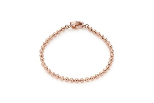 Leonardo Armband Nohra Gold 018461 Clip&Mix