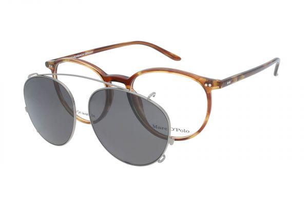 Marc O'Polo Brille mit Aufsteck-Sonnenclip 503084 60