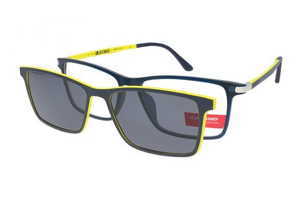 Solano Brille CL90068 D mit Magnet Sonnenclip