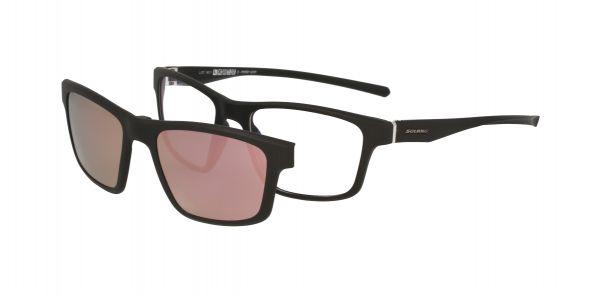 Solano Brille CL30012 D mit polarisiertem Magnet Sonnenclip