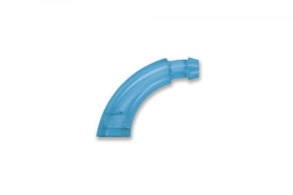 Phonak Winkelstück HE7 680 für Hörgeräte - Q6 blau