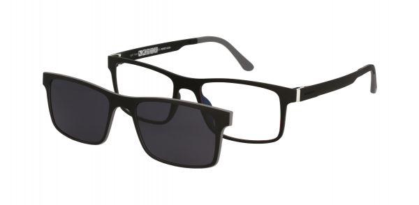 Solano Brille CL90085 F mit polarisiertem Magnet Sonnenclip