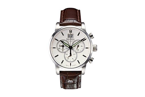 Bruno Söhnle Armbanduhr Idas Chronograph 17-13084-241