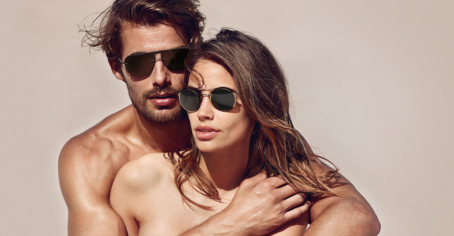 Silhouette-Brillen