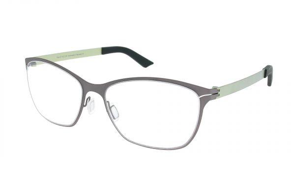 Grafix Brille GX 6519 Mocca-Olive • Titan
