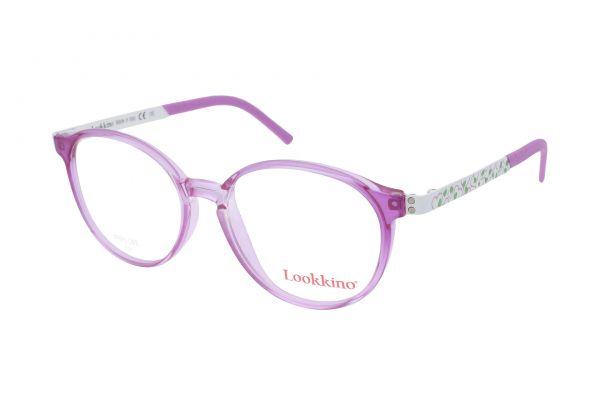 Lookkino Kinderbrille 3759 W369 • Seitenansicht