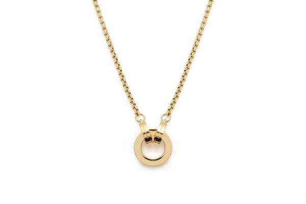 Leonardo Halskette Lolita Gold 018412 Clip&Mix
