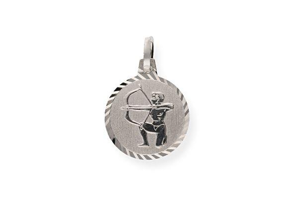 Sternzeichen Schütze - Anhänger 925 Silber