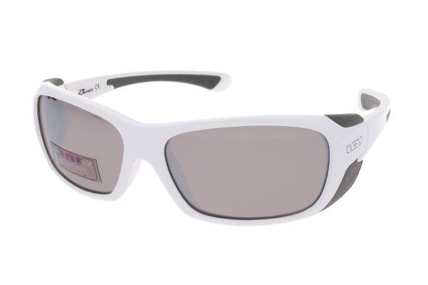 Demetz Trace Blanc - Gris Mat Kindersonnenbrille